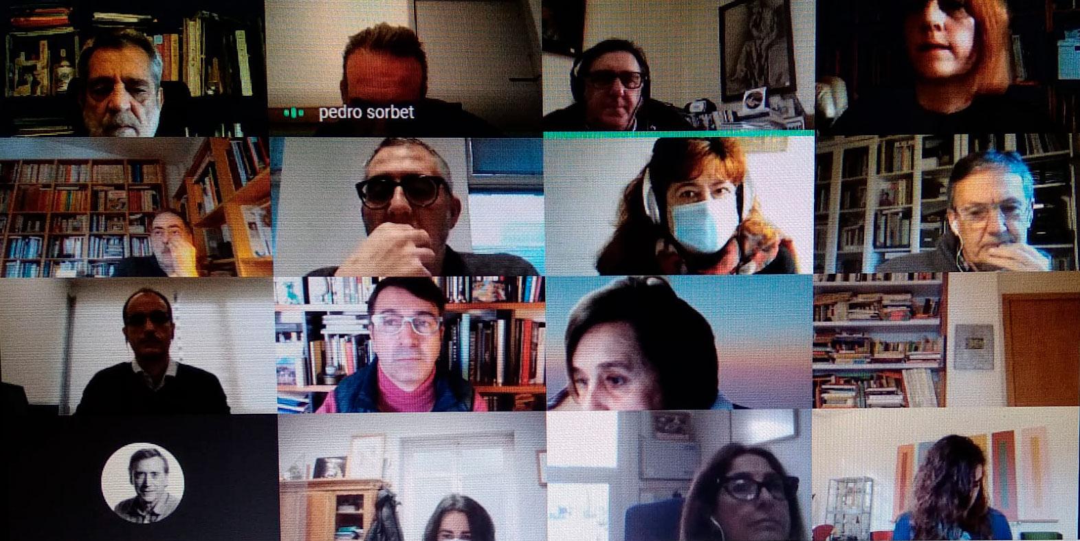 Videoconferencia CEA