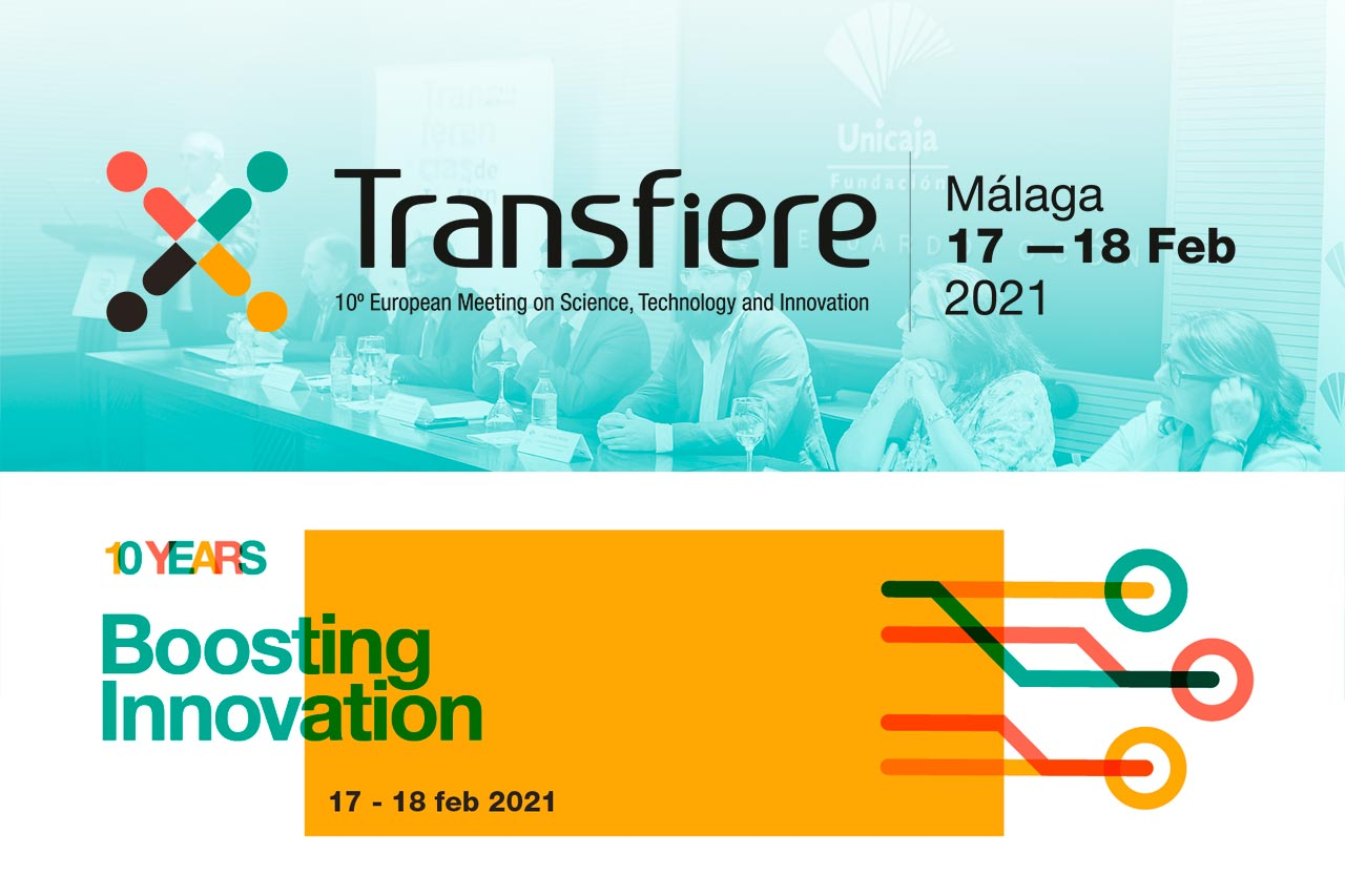 Actividades de Transferencias.Design en X Foro Transfiere 2021