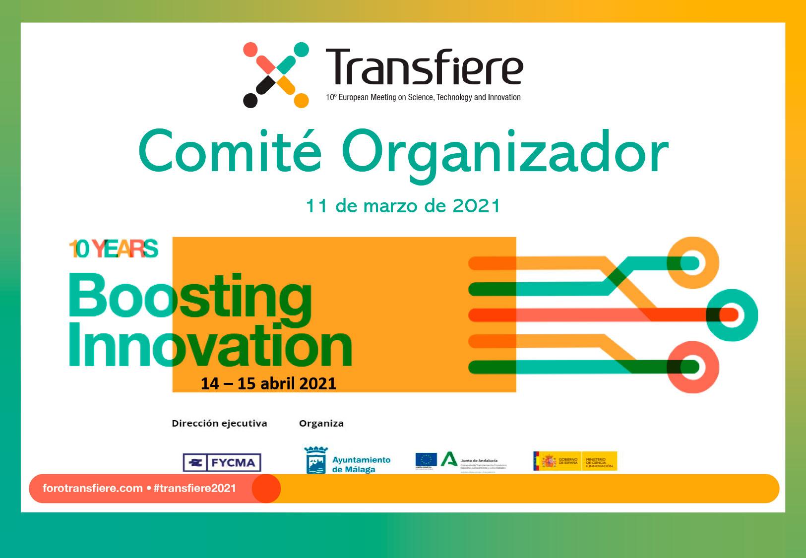 Presentamos nuestras actividades para el próximo Foro Transfiere