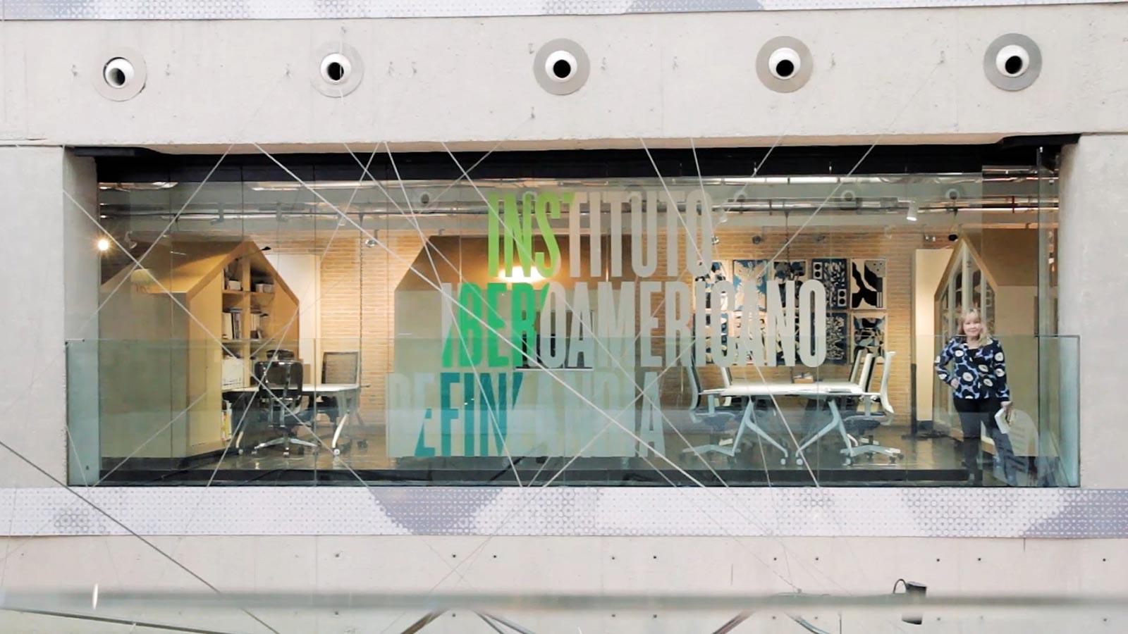 El Instituto Iberoamericano de Finlandia y el Club del Diseño del Design Museum con transfersdesign.eu