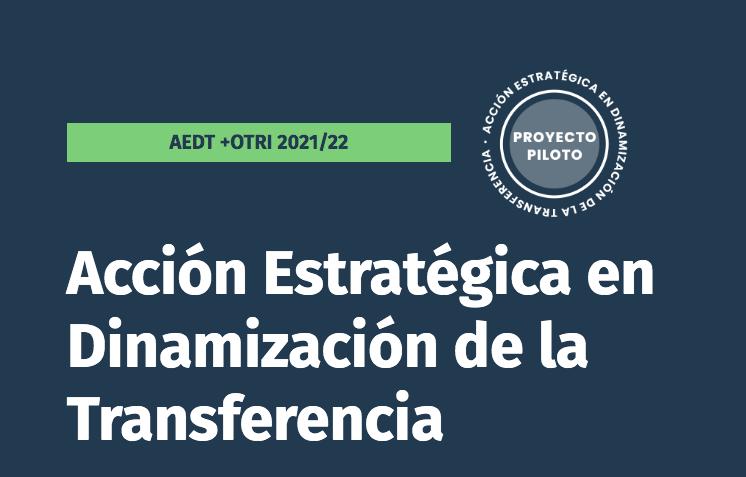 +OTRI de la Universidad de Málaga sigue avanzando y convoca a investigadores