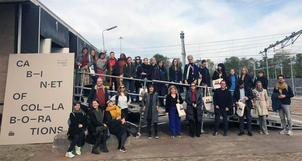Creamos sinergias en Europa: nuestro paso por la Dutch Design Week